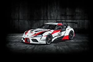 Фотографии Toyota Тюнинг 2018 GR Supra Racing Concept Авто