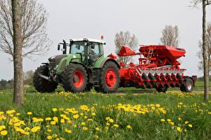 Фотографии Сельскохозяйственная техника Трактор 2006-14 Fendt 936 Vario