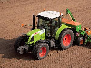 Фото Сельскохозяйственная техника Трактор 2007-12 Claas Arion 610