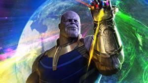 Фото Мстители: Война бесконечности Руки Thanos
