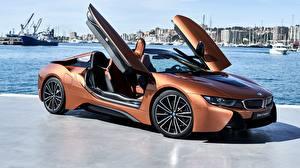 Фотография BMW Родстер 2018 i8 Машины
