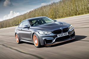Картинки BMW Скорость Купе GTS F82 Автомобили