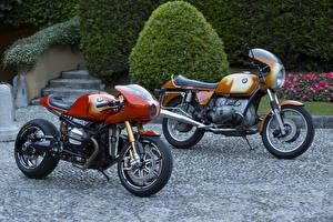 Фотографии BMW - Мотоциклы Вдвоем R 90 S, Ninety