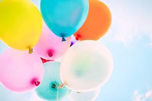 Фотография Вблизи Воздушный шарик