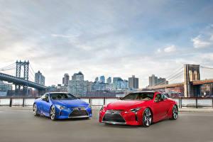 Обои Lexus 2 LC Автомобили