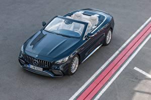 Фотографии Mercedes-Benz Кабриолет 2017 AMG S 65 Cabriolet Worldwide Машины
