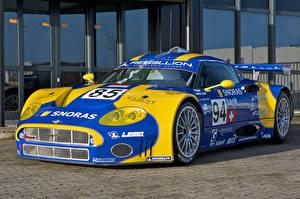 Картинка Спайкер Стайлинг 2008 C8 Laviolette GT2R Машины