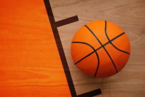 Фотографии Баскетбол Мяч спортивные