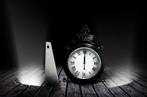 Обои Часы Доски