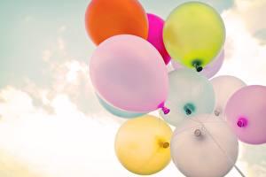 Фотография Крупным планом Воздушный шарик