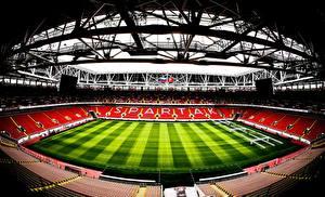 Фотография Футбол Стадион SPARTAK