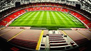 Фотография Футбол Стадион