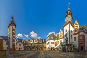 Фотографии Германия Замки Weilburg Castle