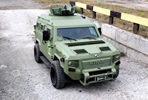 Фотографии Боевая машина пехоты 2015-18 Kraz Kuguar