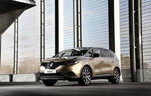 Фото Renault Металлик 2015-18 Espace машина
