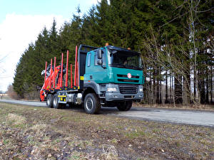 Фотография Грузовики 2011-14 Tatra Phoenix T158-8P5R33.451 6×6.2 Автомобили