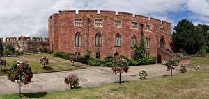 Обои Великобритания Замки Shrewsbury Castle Shropshire