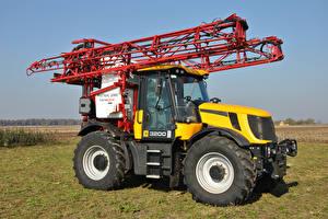Фотография Сельскохозяйственная техника 2006-10 JCB Fastrac 3200