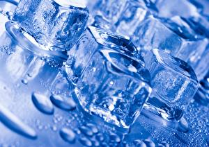 Фотографии Вблизи Лед