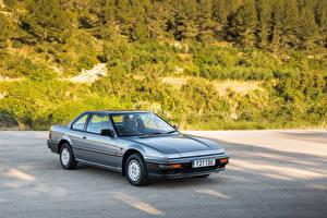 Обои Хонда Винтаж 1987-91 Prelude 2.0 EX Автомобили