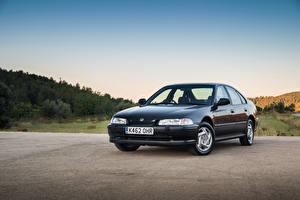 Фотография Хонда Старинные Металлик 1993-96 Accord Sedan Автомобили