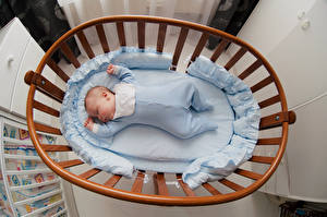 Фото Грудной ребёнок Спящий