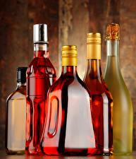 Обои Алкогольные напитки Виски Бутылка Продукты питания