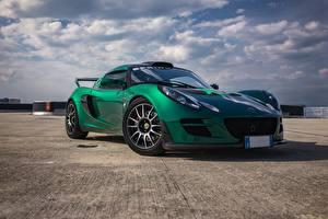 Фото Lotus Зеленый Exige CUP300 Авто