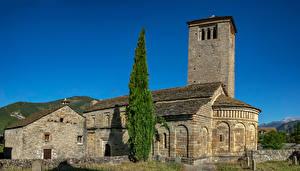 Обои Испания Храмы Церковь Ель St. Peter Church