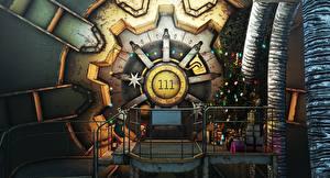 Фото Fallout 4 Новый год 111