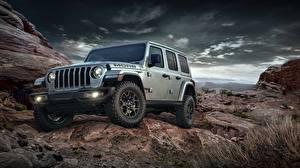 Картинка Джип 2018 Wrangler Jeep Unlimited Moab Edition Авто