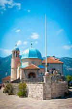 Фотография Черногория Храмы Церковь Perast