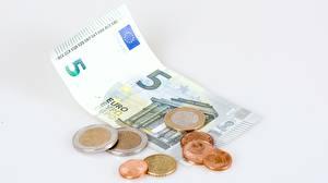 Картинки Банкноты Деньги Монеты Евро 5