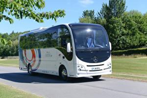 Фотографии Автобус 2015-18 Plaxton Cheetah XL Автомобили