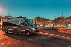 Картинки Мерседес бенц 2014 Roadtrek CS Adventurous