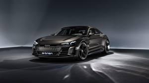 Картинки Audi Concept 2018 E-Tron GT