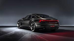 Фотография Ауди Вид Concept 2018 E-Tron GT Авто