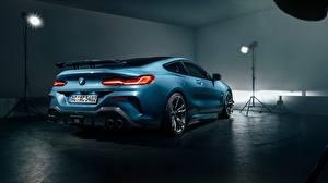 Обои BMW Сзади 2018 AC Schnitzer ACS8 8-Series M850i XDrive Автомобили