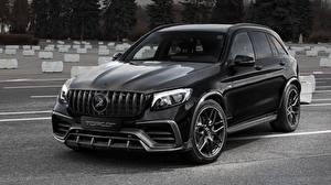 Фотография Mercedes-Benz Черный AMG Inferno 2018 TopCar GLC авто
