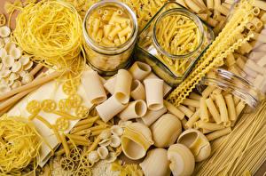 Фото Банка Макароны Пища