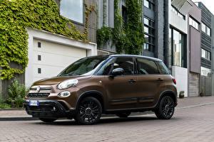 Фотография Fiat Коричневые 2018-19 500L S-Design авто