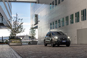 Обои Фиат 2019 500X Cross S-Design авто