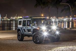 Обои Jeep 2017 Switchback Concept машины