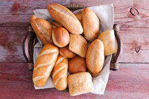 Обои Выпечка Хлеб Булочки Доски Пища