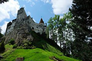 Фотография Румыния Замки Bran Castle Transylvania