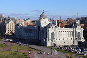 Фотографии Россия Здания Kazan, Tatarstan