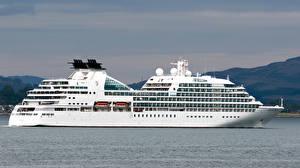 Фотография Корабли Круизный лайнер MV Seabourn Quest
