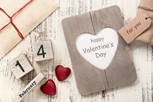 Картинки День святого Валентина Сердца Инглийские