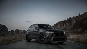 Фотография БМВ Черный X5M Z Performance Машины