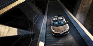 Обои Ламборгини Родстер Aventador SVJ Авто